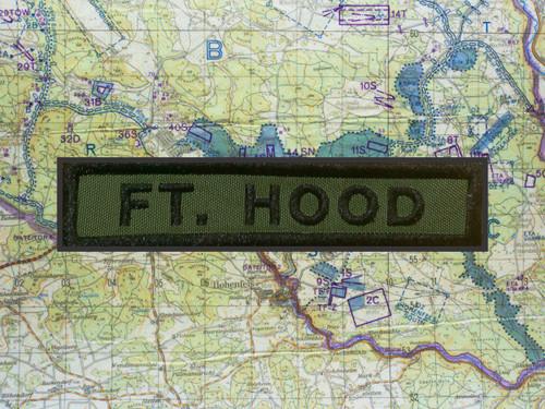 FT. HOOD TAB