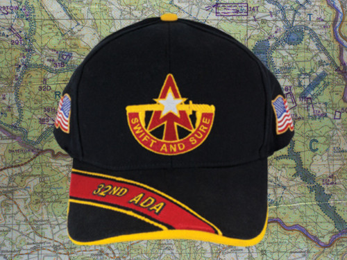 32nd ADA Regiment Ball Cap