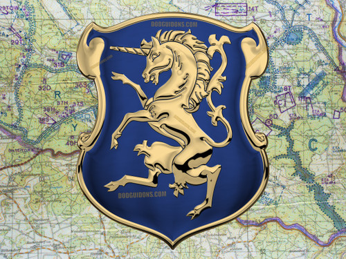 6th Cavalry Wall Art Metal Art Sign