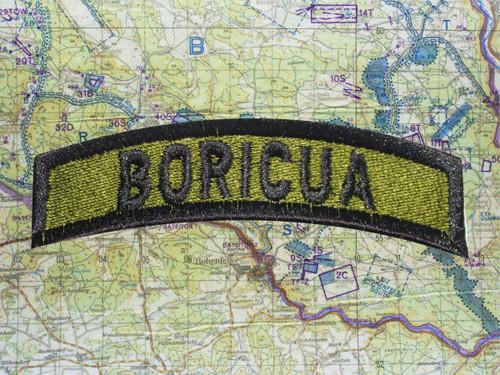 BORICUA TAB Green