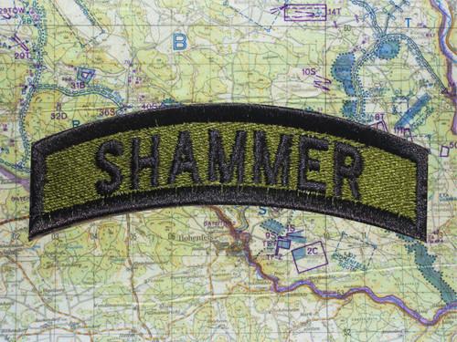 SHAMMER TAB GREEN