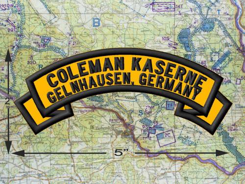 Coleman Kaserne Gelnhausen