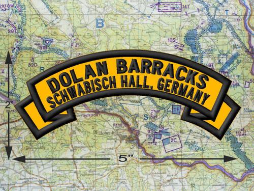 Dolan Barracks Schwäbisch Hal