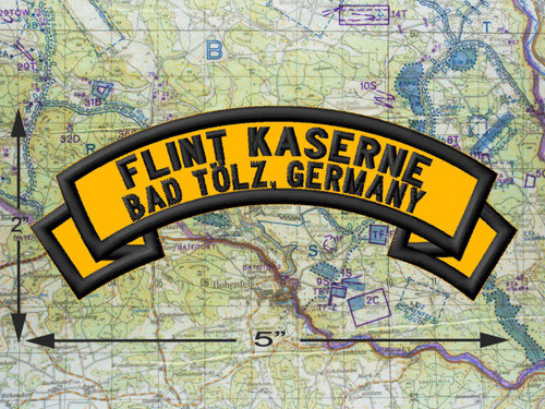Flint Kaserne, Bad Tölz