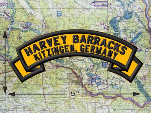 Harvey Barracks, Kitzingen