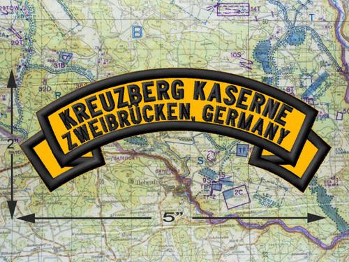 Kreuzberg Kaserne, Zweibrücken
