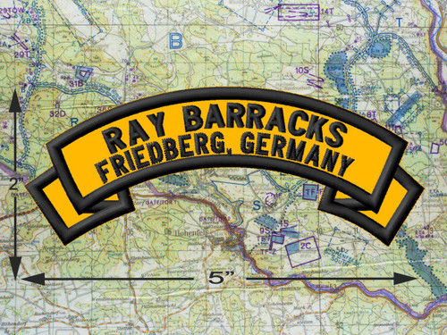 Ray Barracks, Friedberg