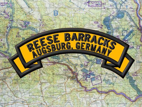 Reese Barracks, Augsburg