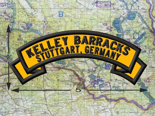 Kelley Barracks, Stuttgart