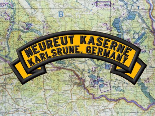 Neureut Kaserne, Karlsruhe