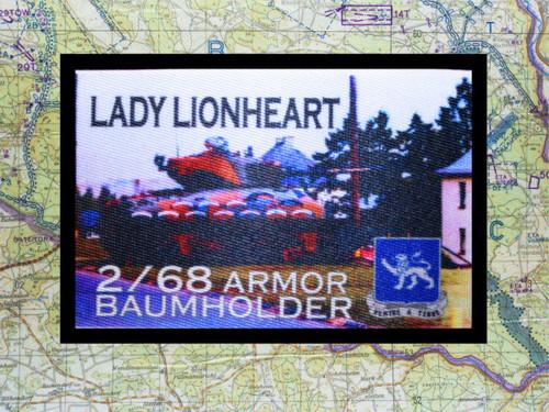Lady Lionheart Morale Patch