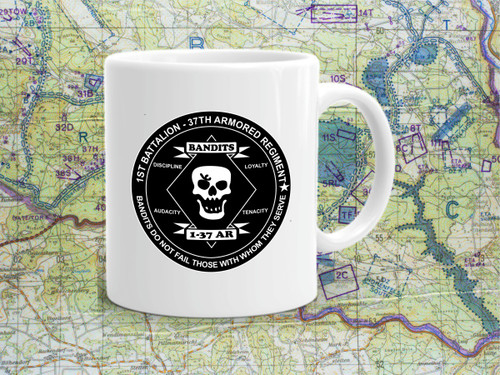 37 BANDITS Coffee Mug