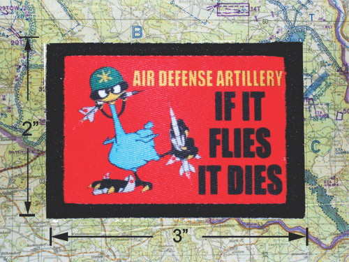 If It Flies It Dies Morale Patch