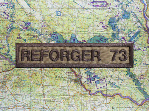 REFORGER 73 TAB