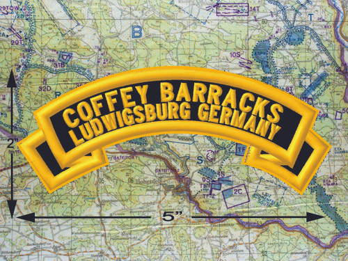 Coffey Barracks, Ludwigsburg