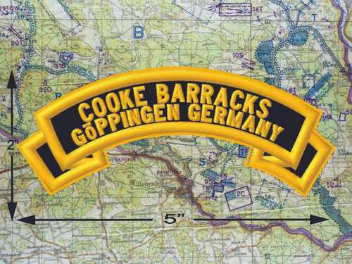 Cooke Barracks, Göppingen
