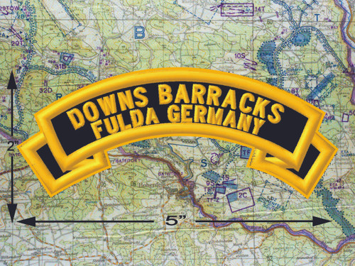 Downs Barracks Fulda