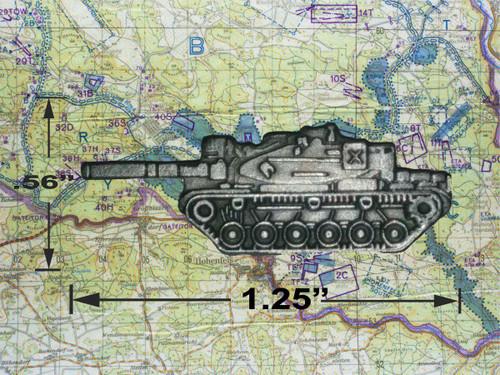 M60A1 Hat Pin