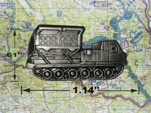 M270 MLRS Pin