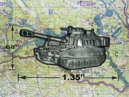 M109 Howitzer Pin
