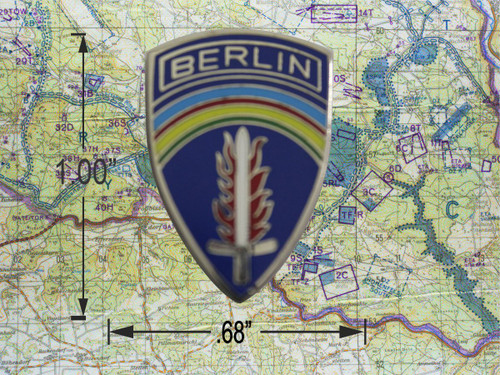 Berlin Hat Pin