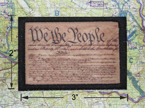 We The People Morale Patch