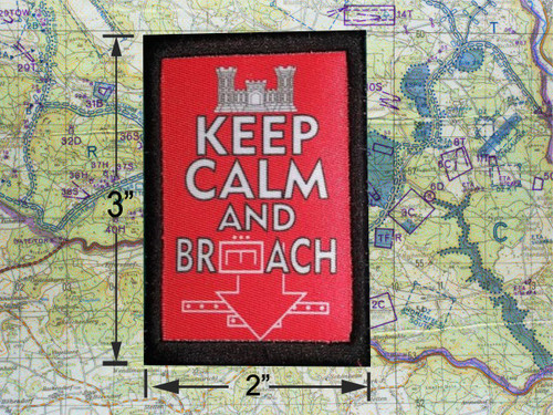 Keep Calm and Breach Morale Patch