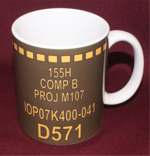 155 COMP B PROJ 107 Coffee Cup 1