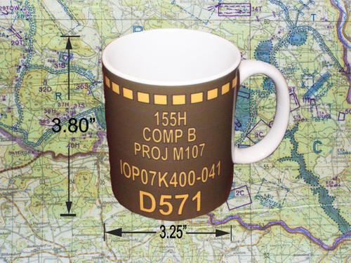155 COMP B PROJ 107 Coffee Cup