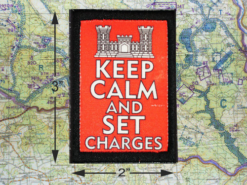 Keep Calm and Set Charges