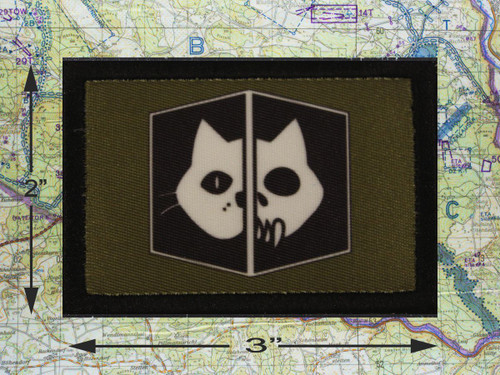 Schrodinger's Cat OCP Morale Patch
