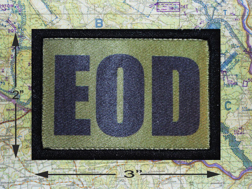 EOD OD Morale Patch