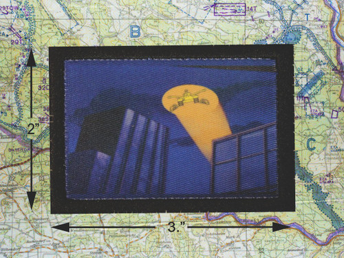 Armor Bat Signal Morale Patch