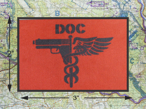 Tactical Doc Morale Patch