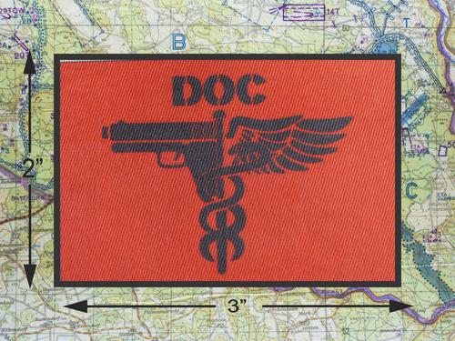 Tactical Doc Morale Patch
