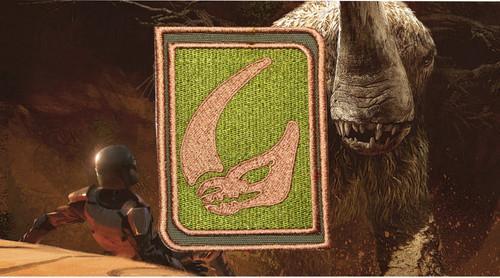 clan of 2 mudhorn patch