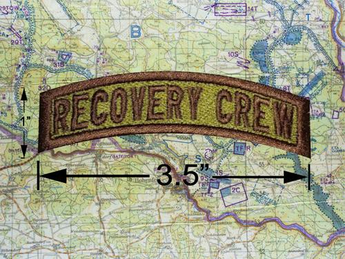 RECOVERY CREW