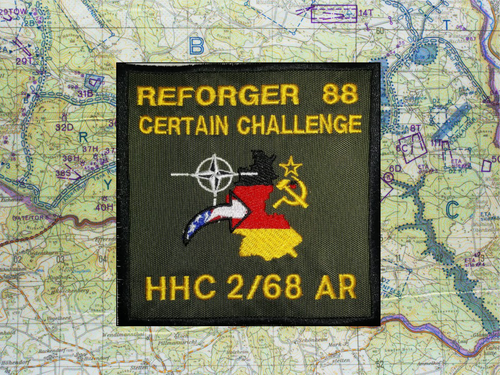 CUSTOM REFORGER PATCH