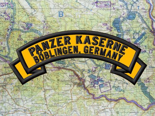 Panzer Kaserne Boblingen Germany