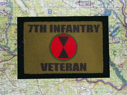 7th ID veteran