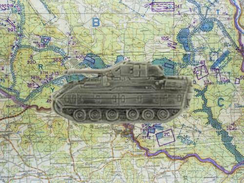 M2A1 BRADLEY PIN K33