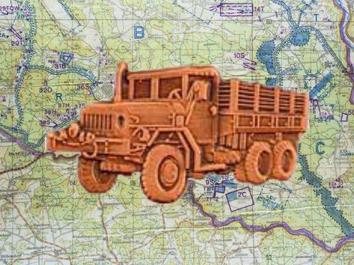 M35A2 DUCE & HALF TRUCK K34