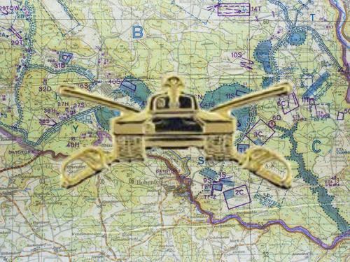 ARMOR Branch HAT PIN K45