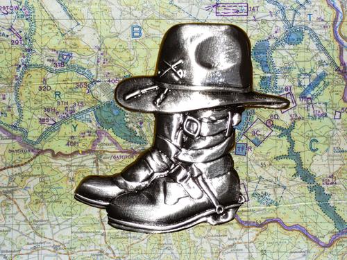 Cavalry Hat Pin