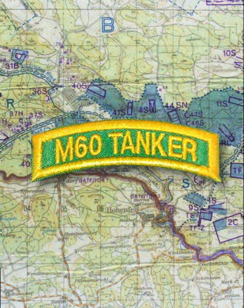 M60 TANKER TAB
