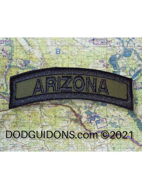 Arizona Green Tab
