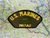 M67A2 HAT PATCH OLIVE DRAB