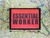 Essential Worker Red Moral Patch B17 4