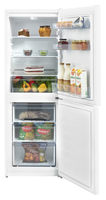 Beko Freestanding Frost Free Fridge Freezer
