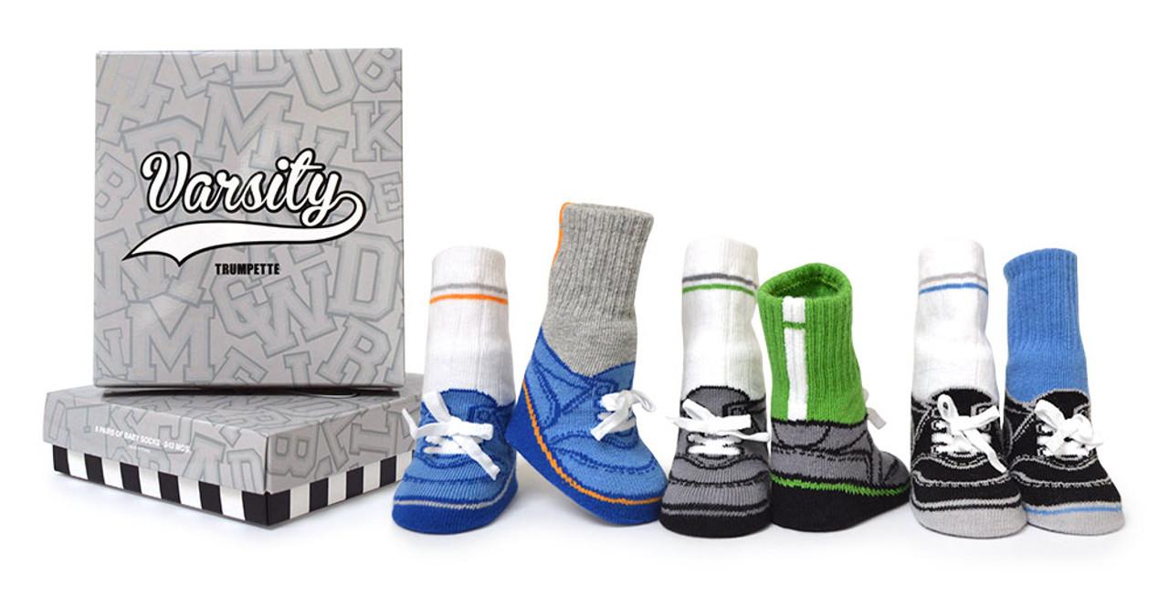cb1d4c450 Varsity Baby Socks